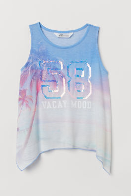 4e59f02dae Girls Tops and T-shirts - Shop online | H&M GB