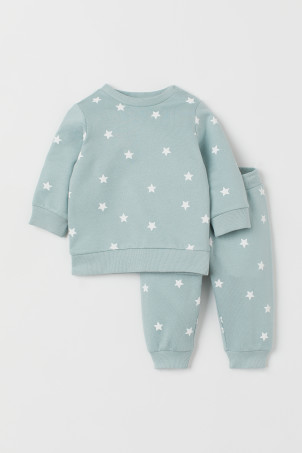 2-piece sweatshirt set