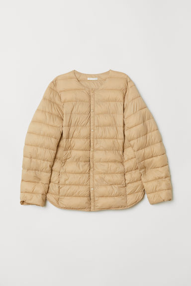 MAMA Padded jacket - Beige - Ladies | H&M CN