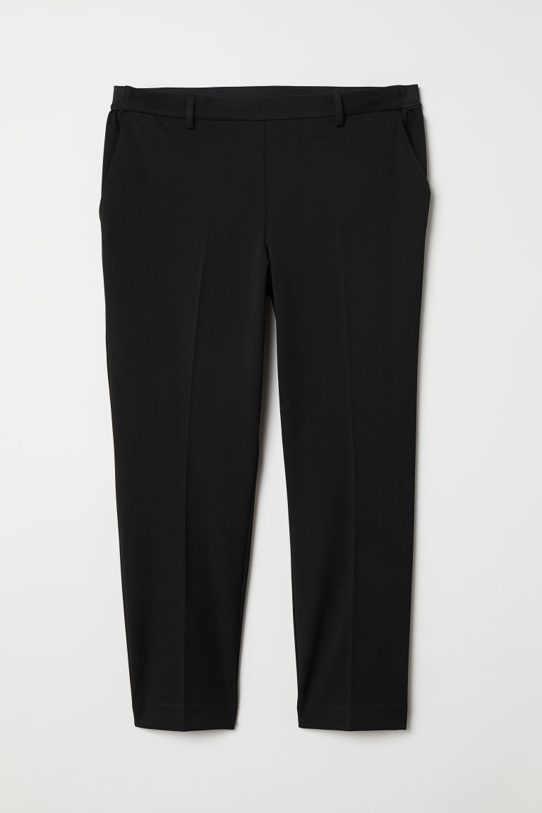 H&M+ Pantaloni pull-on - Nero - DONNA | H&M IT
