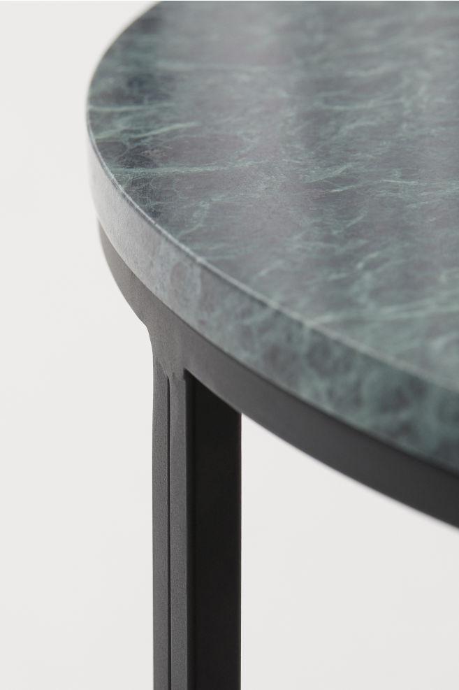 Genoeg Salontafel met marmeren blad - Groen/marmer - HOME | H&M NL &BN78