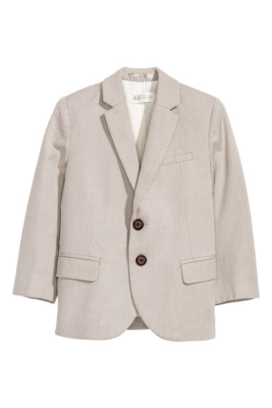 Cotton jacket - Light mole - Kids | H&M