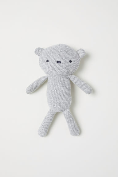 Soft toy - Light grey - Home All | H&M