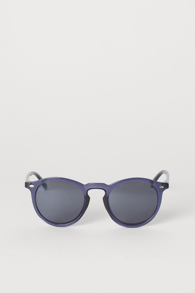 Sunglasses - Dark blue - Men | H&M US