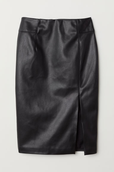 Pencil skirt - Black - Ladies | H&M CN