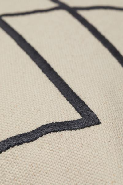 H&M - Tasselled cushion cover - 3