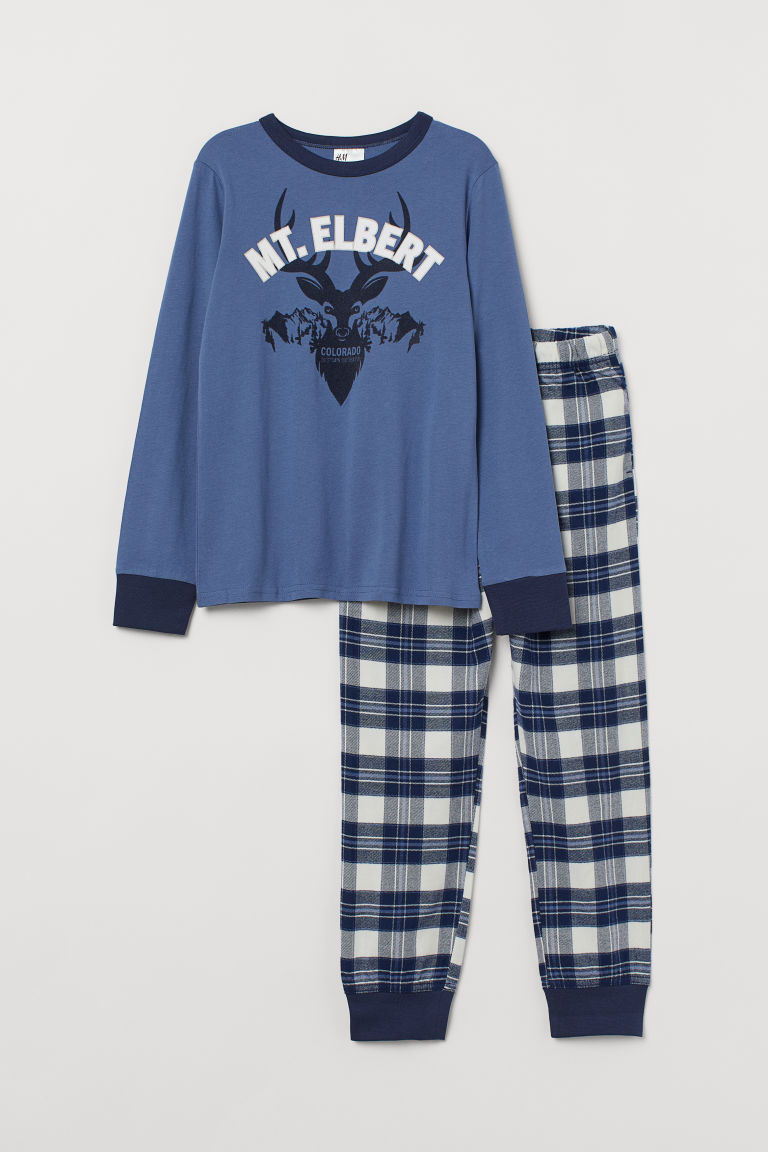 Pyjamas - Blue - Kids | H&M