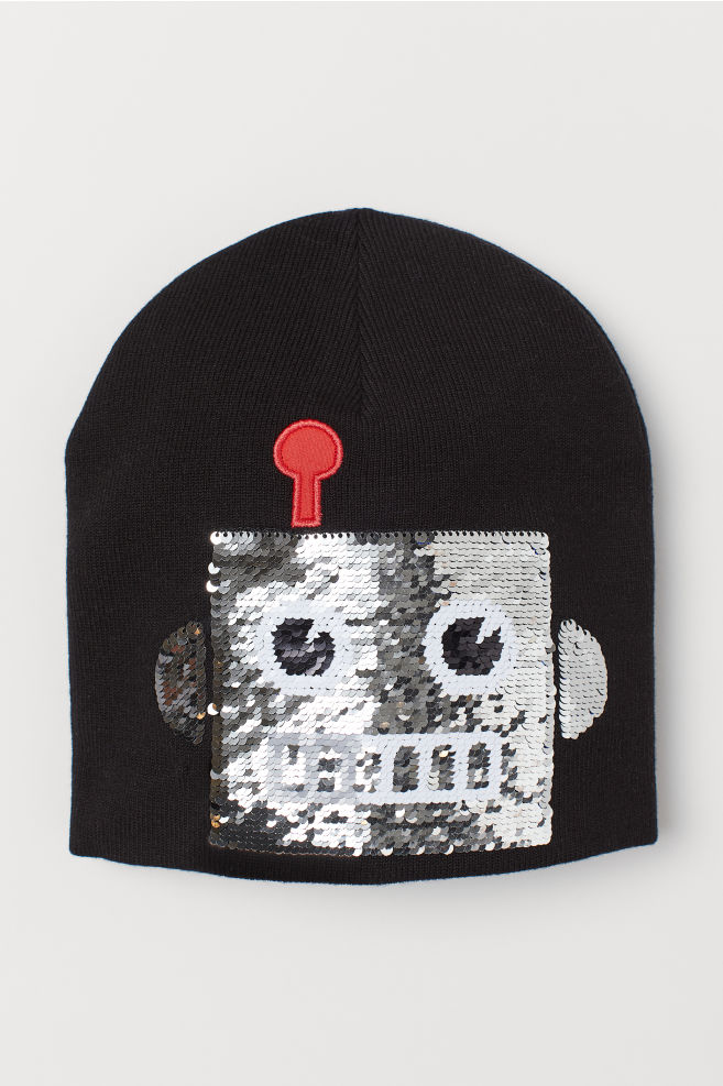 056a71c3 Hat with sequins