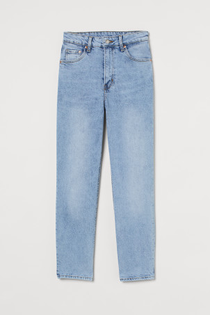 Vintage Slim High Ankle Jeans