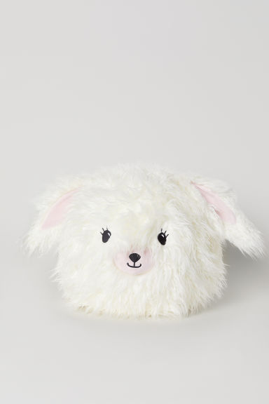 Cuscino a forma di animaletto - Bianco/coniglio - HOME | H&M IT