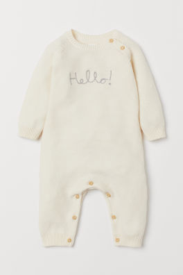 7bf252a74 Shop Newborn Clothing Online - Age 0-9 Months | H&M US
