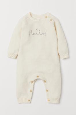 6ba2a4c80d7fa Shop Newborn Clothing Online - Age 0-9 Months | H&M US