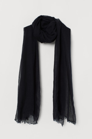 Cashmere-blend Scarf