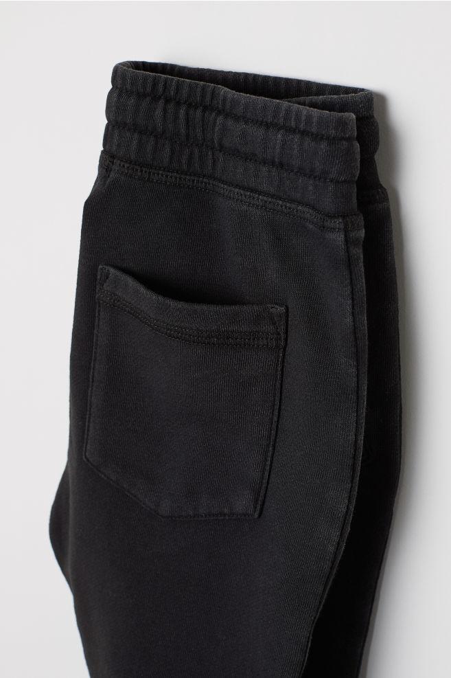 5c33c6caea88 Motorkárske športové nohavice - čierna - DETI