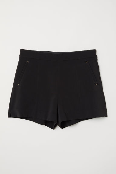 H&M+ Tailored shorts - Black -  | H&M CN