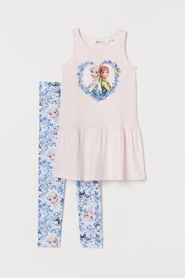 368af19a72 Mesefigurás ruhák lányoknak – 92-140 méret | H&M HU