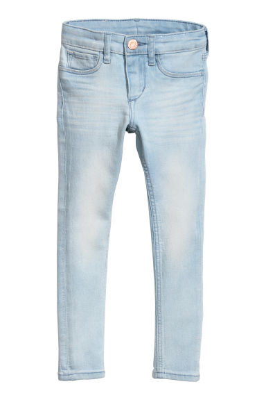 Superstretch Skinny Fit Jeans - Light denim blue - Kids | H&M