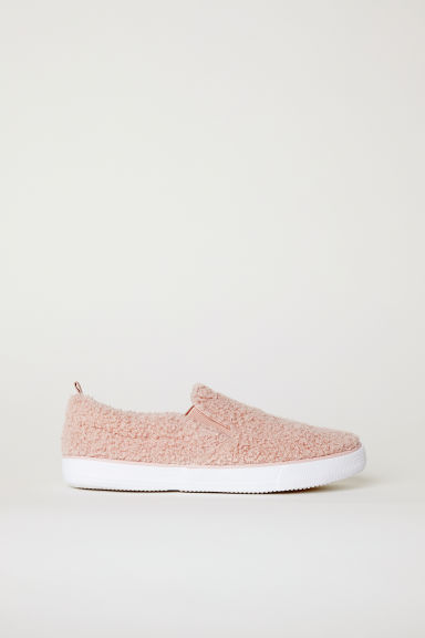 Sneakers slip-on - Rosa cipria -  | H&M IT