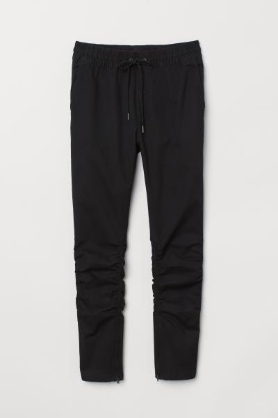 H&M - Joggers en sarga de algodón - 5