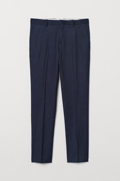 H&M - Pantalon de costume Skinny Fit - 4