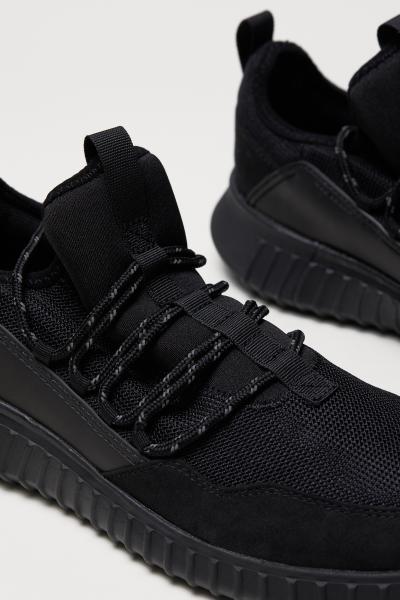 H&M - Zapatillas deportivas de malla - 3