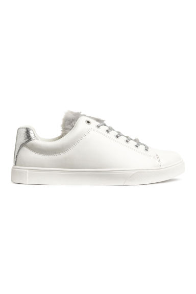 Trainers - White - Ladies | H&M CN