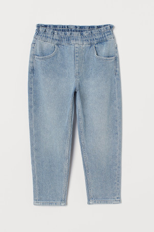 Jeans pull-on Relaxed Fit