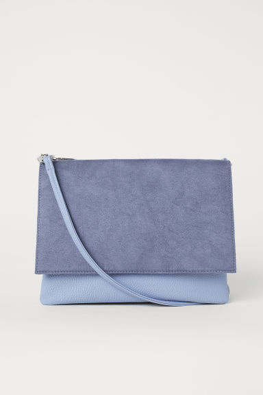 Shoulder bag - Blue -  | H&M
