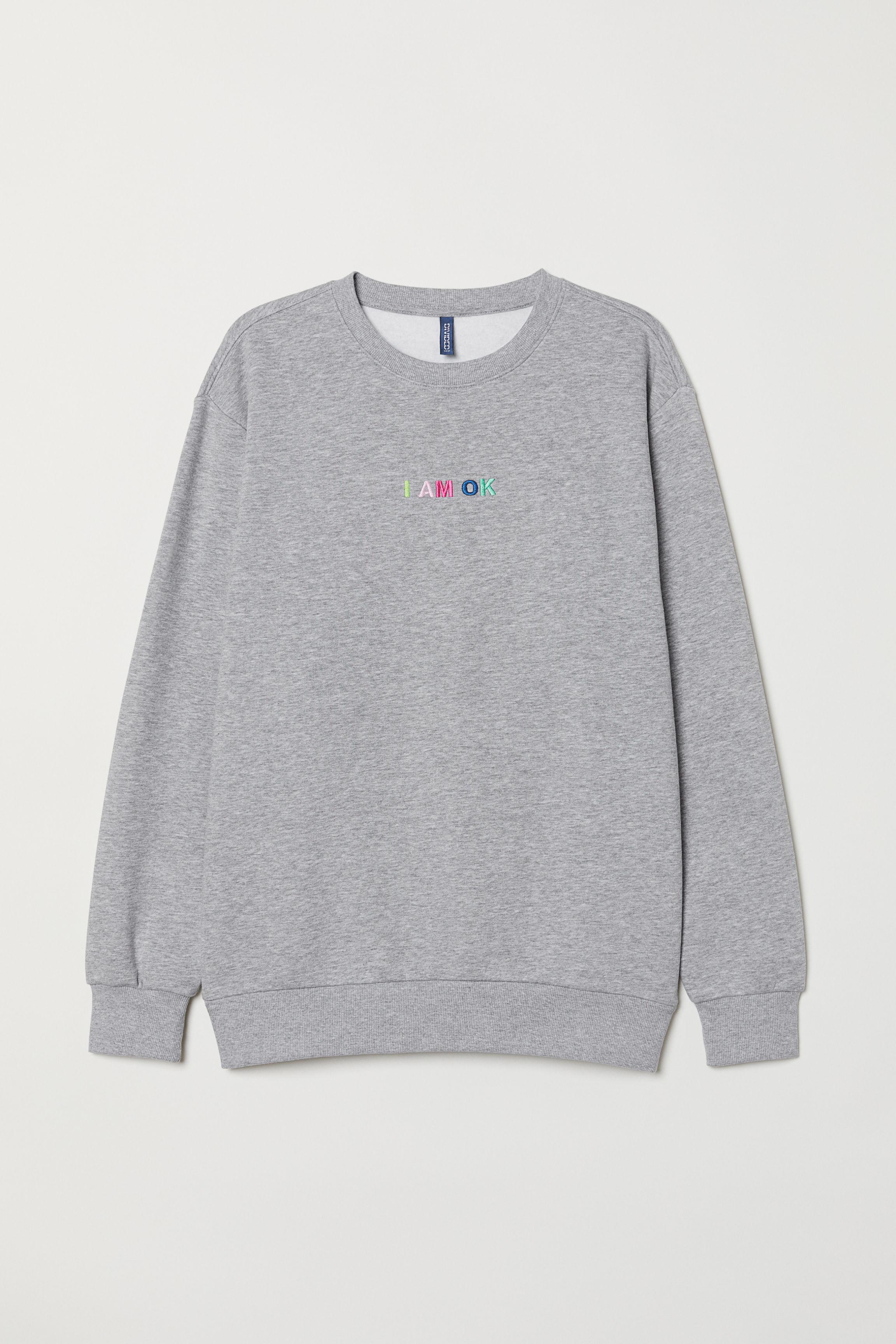767eed5281a Sweater met motief