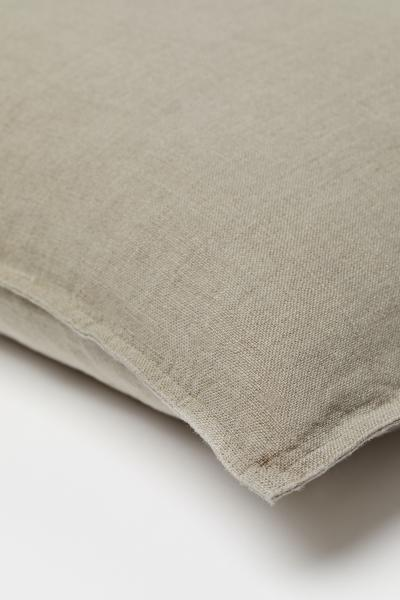 H&M - Washed linen cushion cover - 2