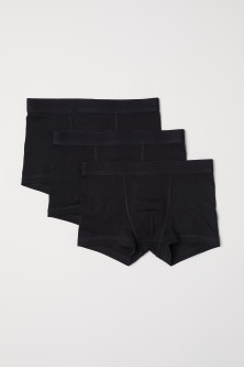 3-pack boxer shortsModel