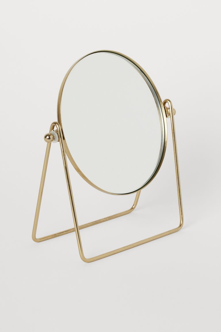 Bordsspegel i metall - Guld - Home All | H&M SE