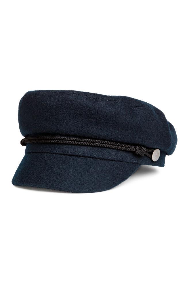 Sailor Cap - Dark blue - Men  dc1e181cd0c