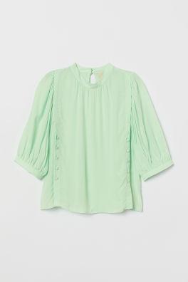 7a6abb80 Sale – Skjorter og bluser til dame – Shop til gode priser | H&M DK