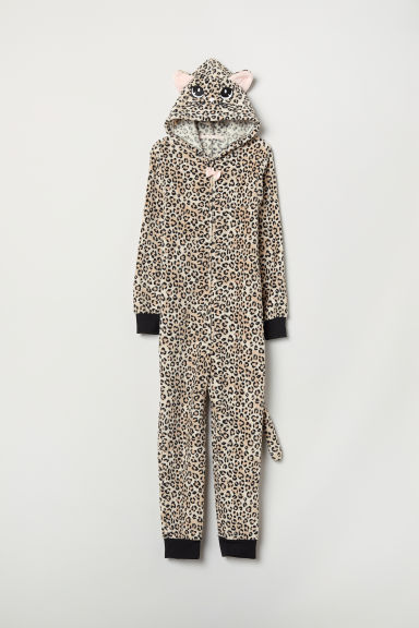 Fancy dress costume - Beige/Leopard print - Kids | H&M