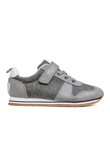 Trainers - Dark grey - Kids | H&M GB