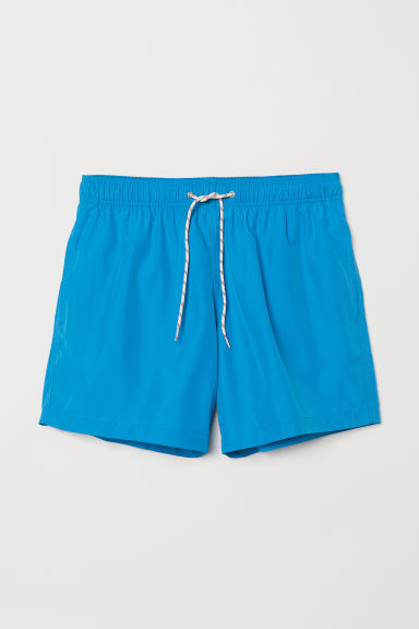Swim shorts - Blue - Men | H&M CN