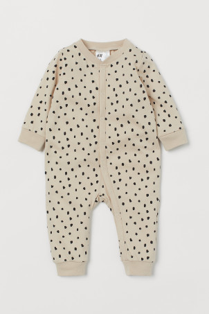 Cotton jersey pyjamas