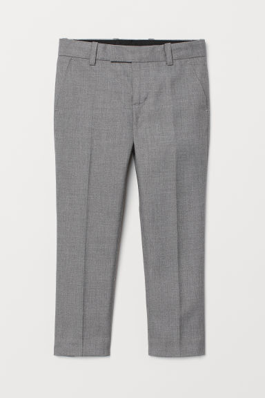 Suit Pants - Gray melange - Kids | H&M US