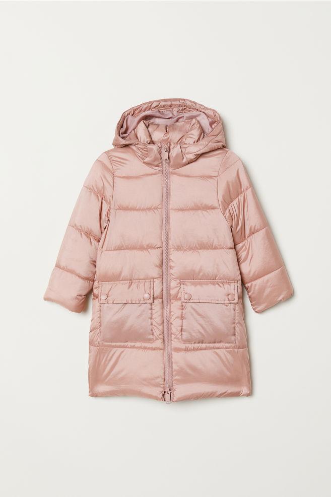517f0be7d Padded Jacket - Light pink - Kids