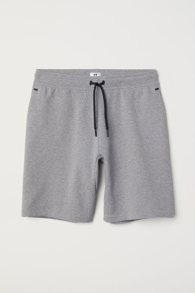 Sports shorts - Grey marl - Men | H&M CN