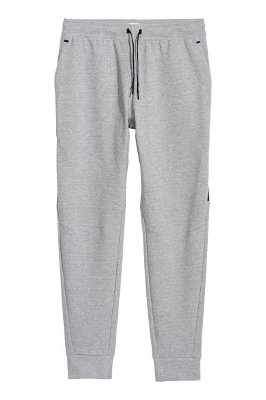 Sports joggers - Grey marl -  | H&M