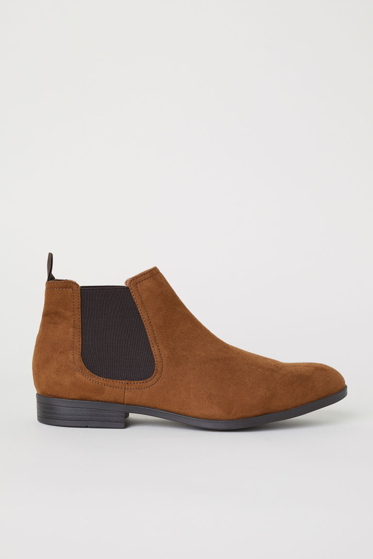 Chelsea boots - Brown - Men | H&M