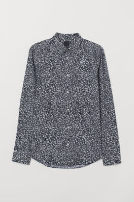 4d0e5acb Men's Shirts - Find the Latest in Men's Fashion | H&M