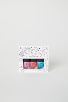 Lot de 3 vernis à ongles