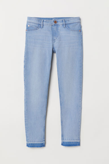 Superstretch Skinny Fit Jeans - Lichtblauw - KINDEREN | H&M BE