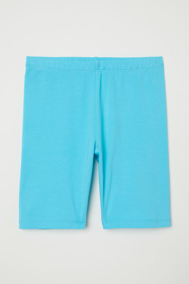Short cycling shorts - Turquoise - Kids | H&M CN