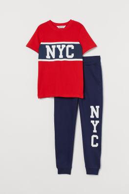 29867539e3c5b Jungen Kleidung – Größe 134-170 – Online kaufen   H&M DE