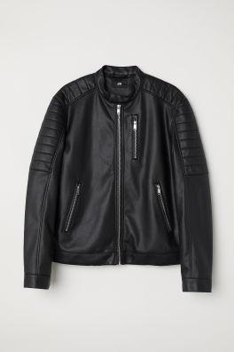 7ebda788ee Férfidzsekik/kabátok – minden évszakra és stílushoz | H&M HU