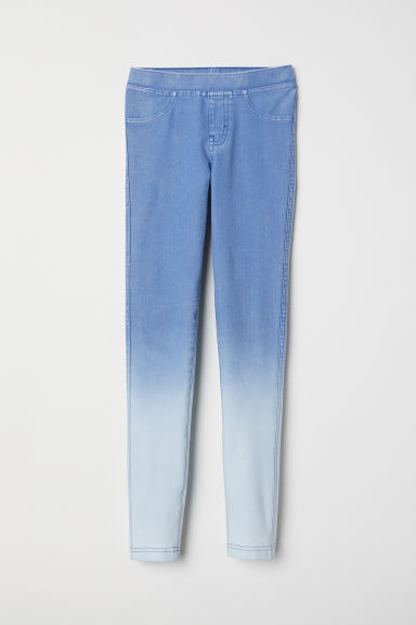 Treggings - Light blue - Kids | H&M